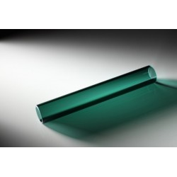 Tube en verre Borosilicate LAKE GREEN
