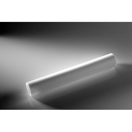 Tube en verre Borosilicate JADE WHITE
